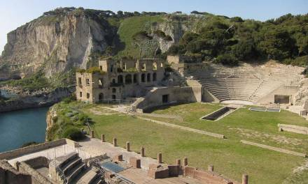 Family Tour dell'Epifania 2018 al Parco Archeologico del Pausilypon