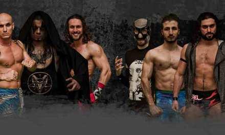 Il wrestling sbarca a San Giorgio Cremano (febbraio 2018)