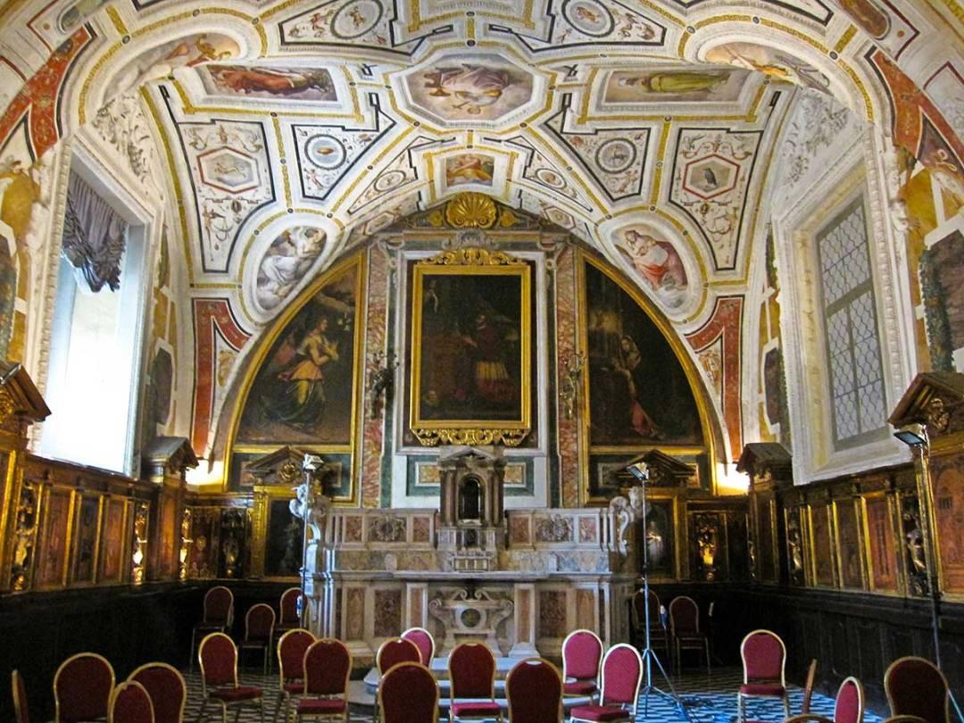 Concerto di Pasqua Chiesa di Sant'Anna dei Lombardi Napoli