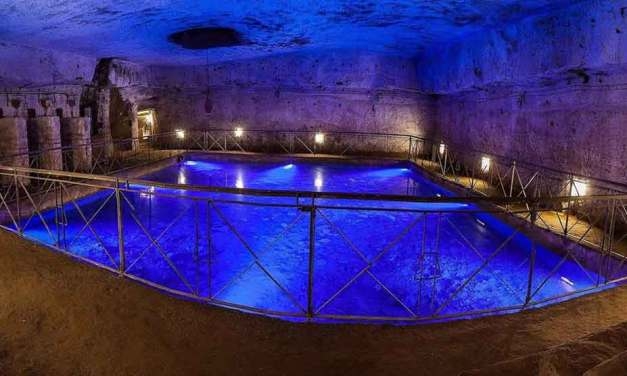 La Galleria Borbonica inaugura Speleo-light