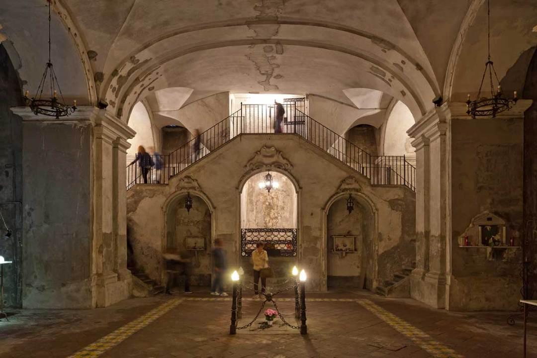 Ipogeo Santa Maria delle Anime del Purgatorio ad Arco