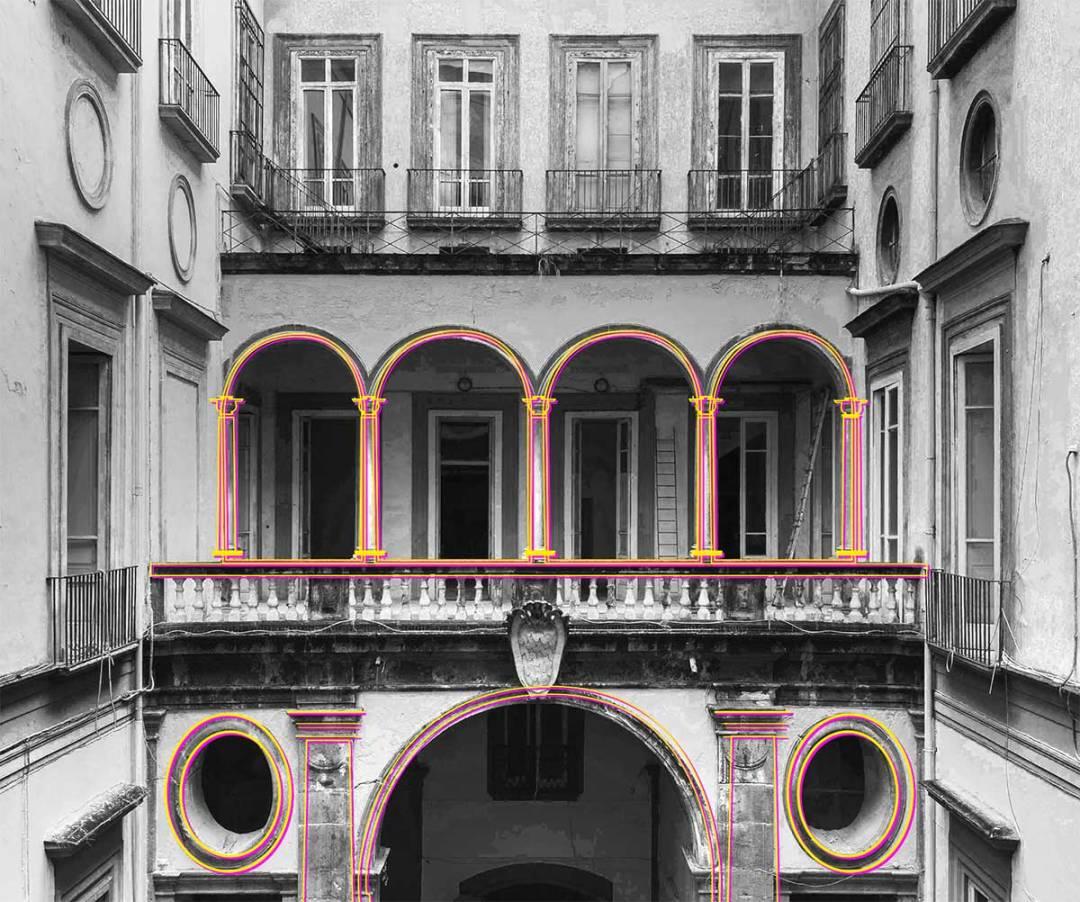 Palazzo Fondi Via Medina Napoli