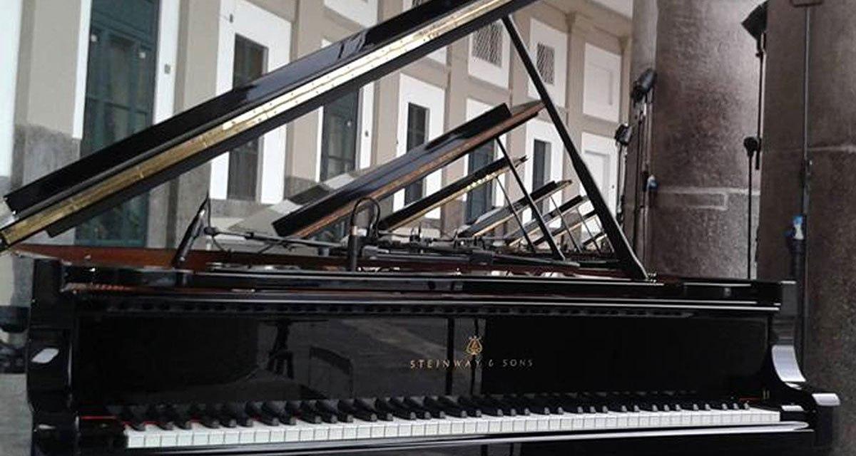 Napoli Piano City 2018, la città si riempie di musica