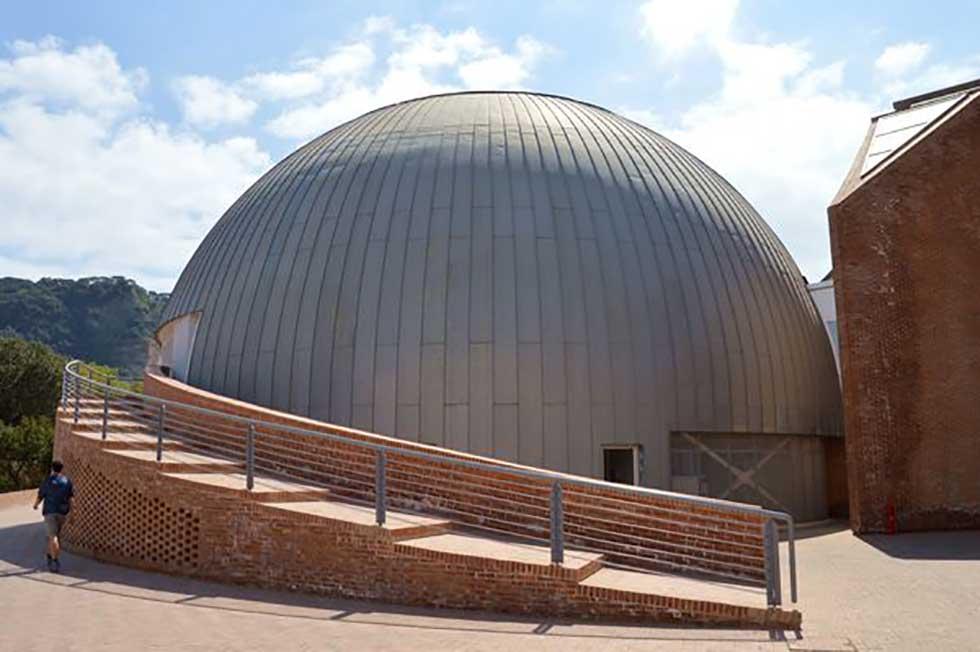 Planetario Città della Scienza live show