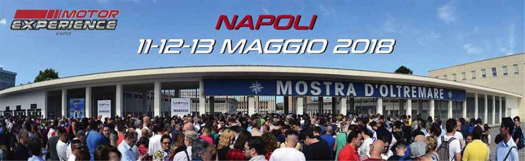 Napoli Motor Experience 2018