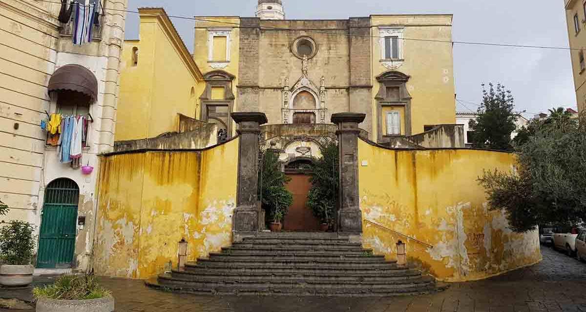 Chiesa di San Giovanni a Carbonara Napoli