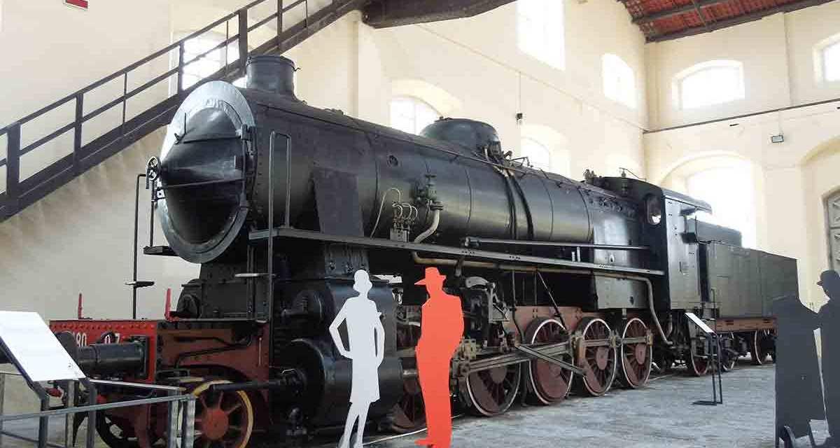 Le ferrovie in miniatura a Pietrarsa