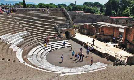 Pompeii Theatrum Mundi 2018 la tragedia greca al Teatro Grande