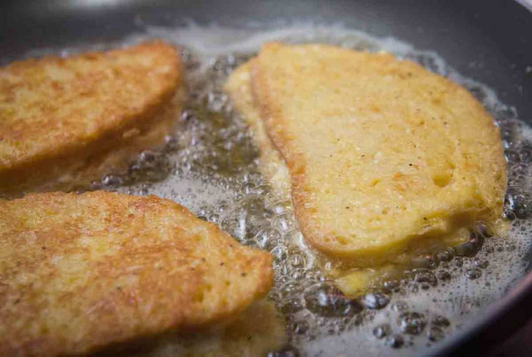 La Mozzarella in Carrozza la ricetta