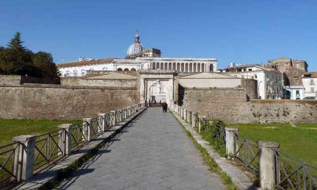 Capua la città fortezza alle porte di Napoli