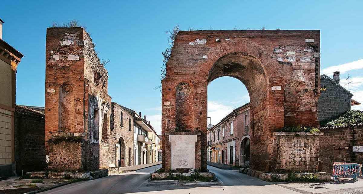Santa Maria Capua Vetere, la Capua antica