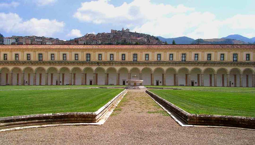 Certosa di Padula Chiostro Grande