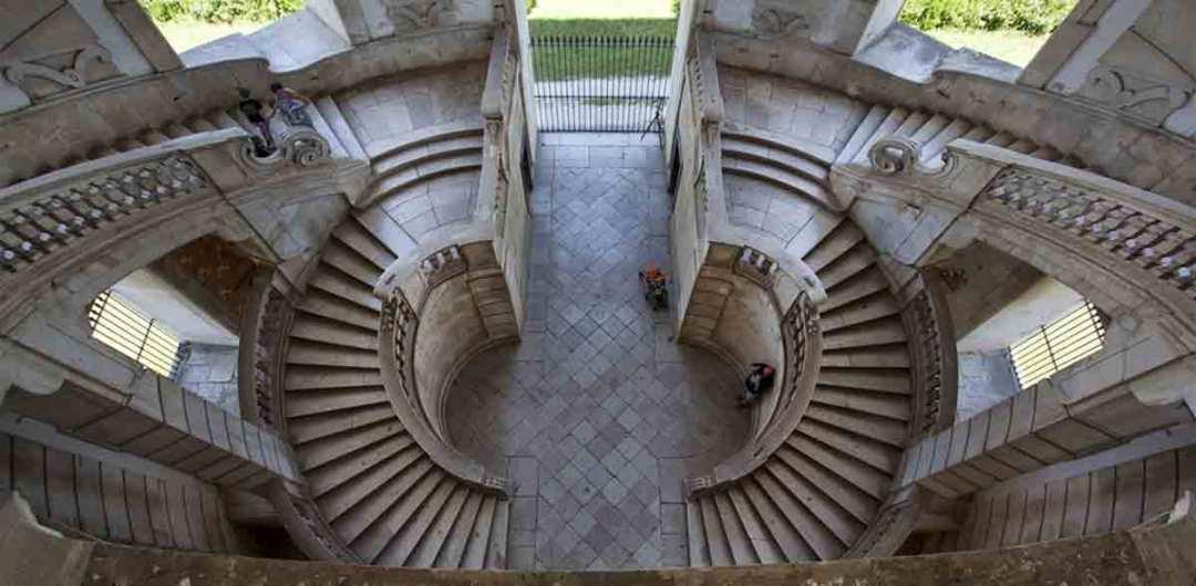 Certosa di Padula Scala monumentale