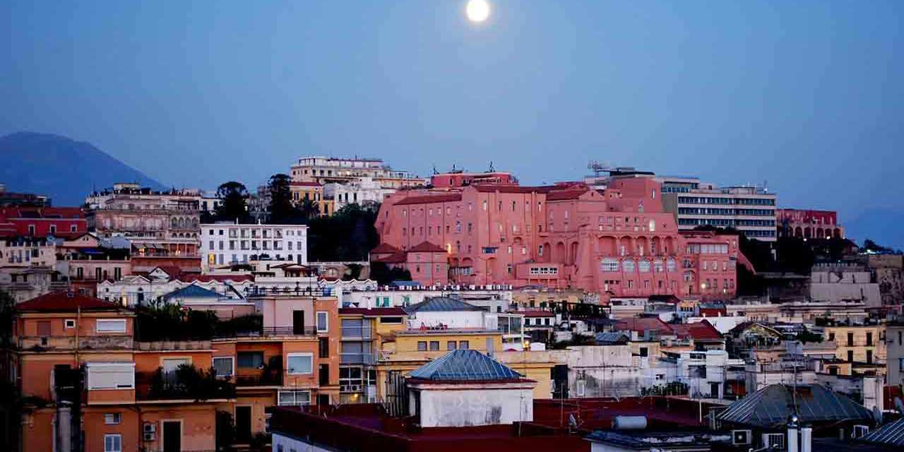 Storia della Nunziatella di Napoli, antica scuola militare