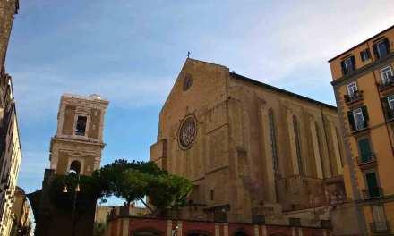 Giotto esce dalla clausura, visite a Santa Chiara Napoli