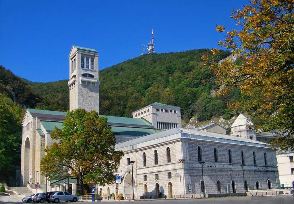 Santuario di Montevergine Campania