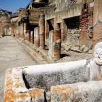 Estate 2018 al Parco Archeologico di Ercolano