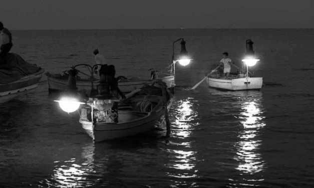 Notte delle Lampare 2018 a Cetara (Salerno)