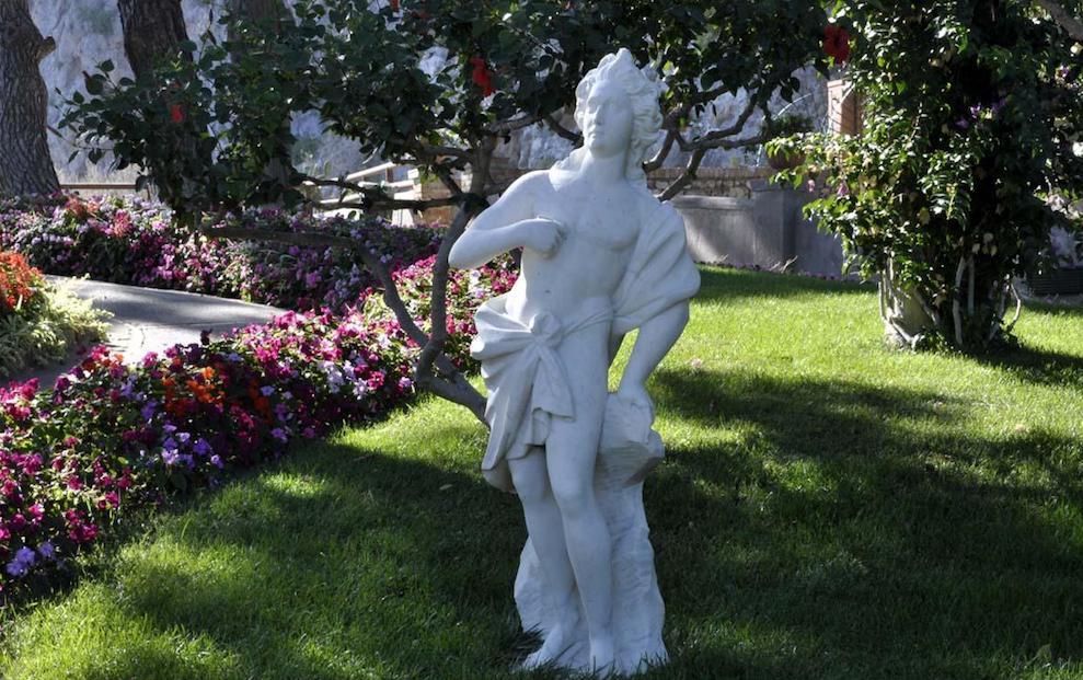 Giardini d' Augusto Capri
