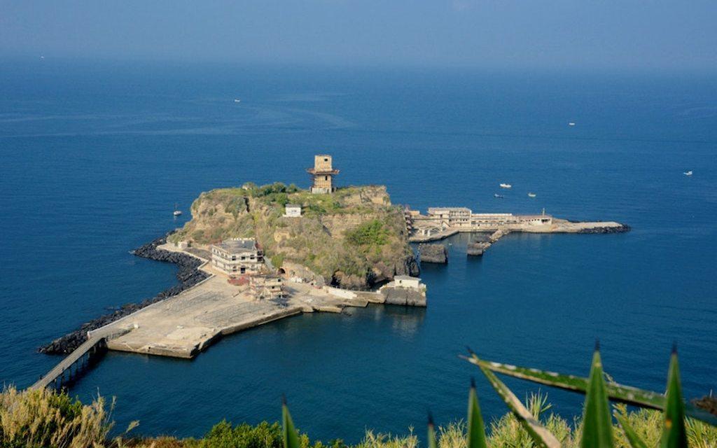 Monte di Procida: L'isolotto di San Martino