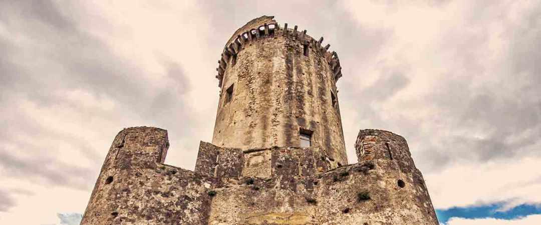 Torre Angioina Parco Archeologico di Velia