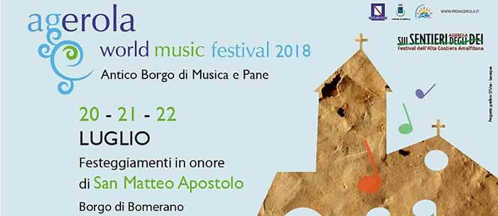 Agerola World Music 2018