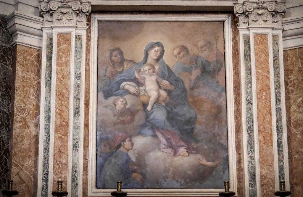 Chiesa della Sacra Famiglia dei Cinesi Napoli