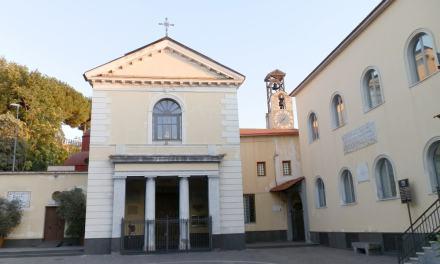 Santuario di San Gennaro alla Solfatara