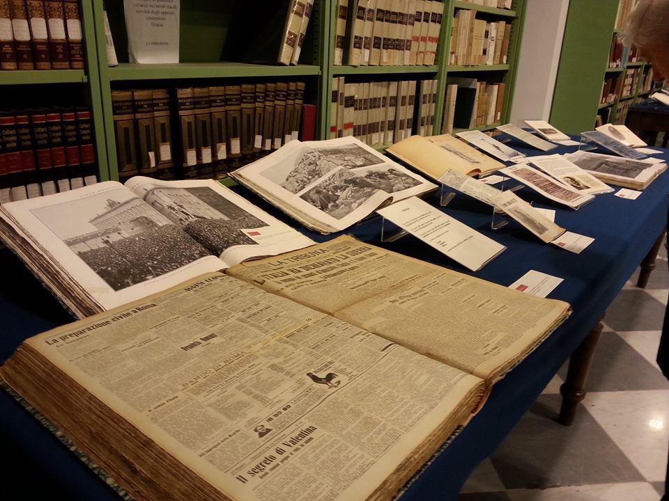 Biblioteca Universitaria di Napoli