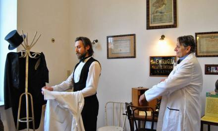 Giuseppe Moscati, visita teatralizzata al Museo delle Arti Sanitarie