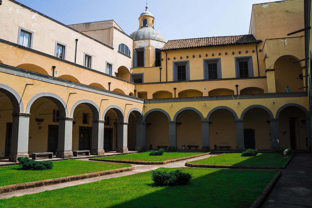 BRAU - Chiostro Sant'Antonio delle Monache a Port'Alba