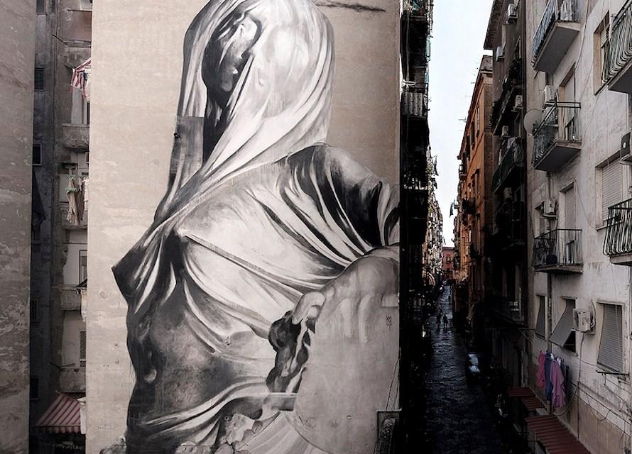 Street art a Napoli, le opere da non perdere