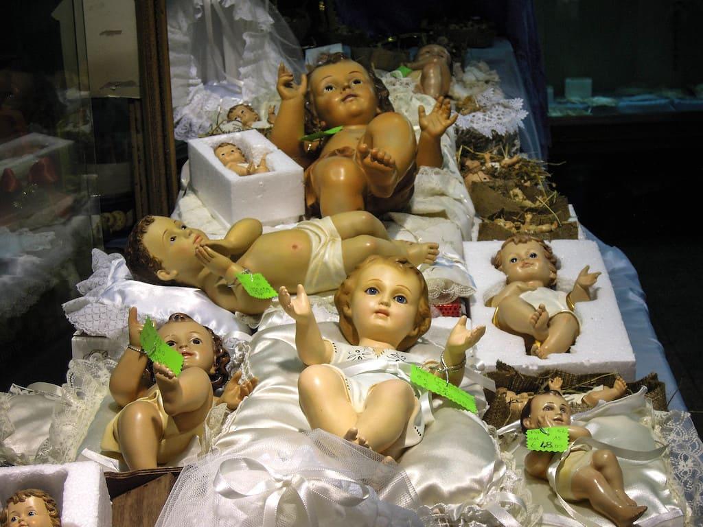 Natale a Napoli San Gregorio