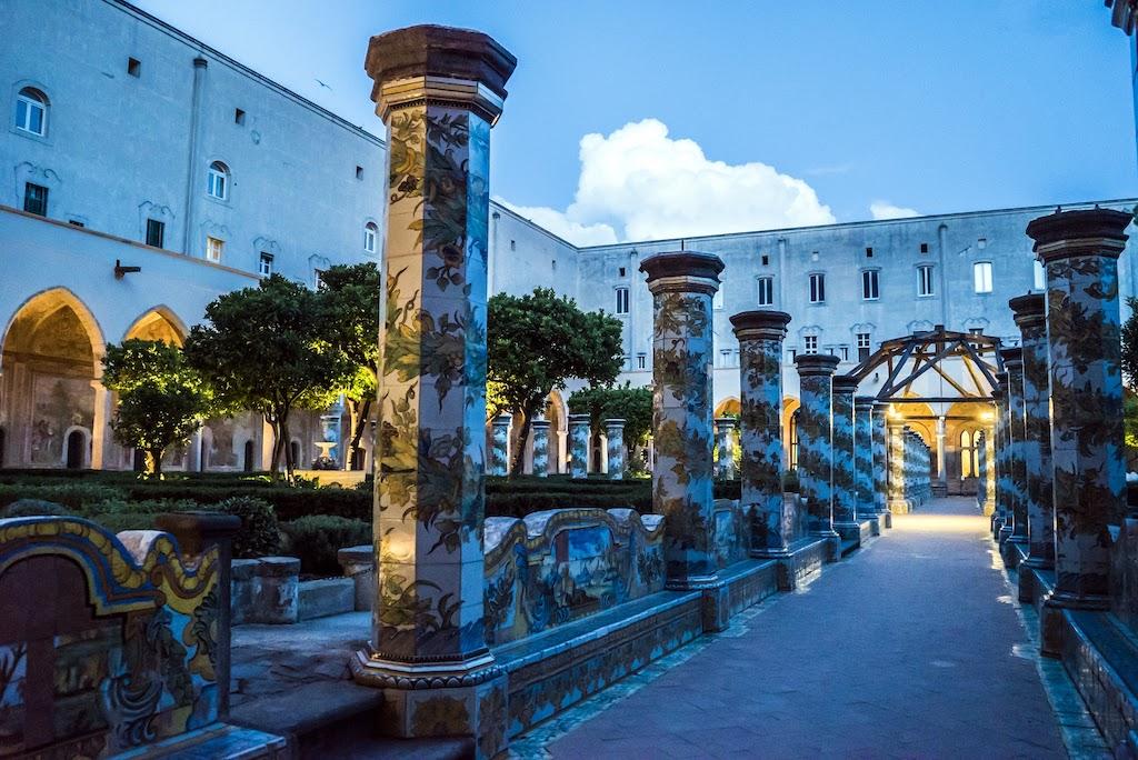 Santa Chiara di Notte - Ciro Discepolo