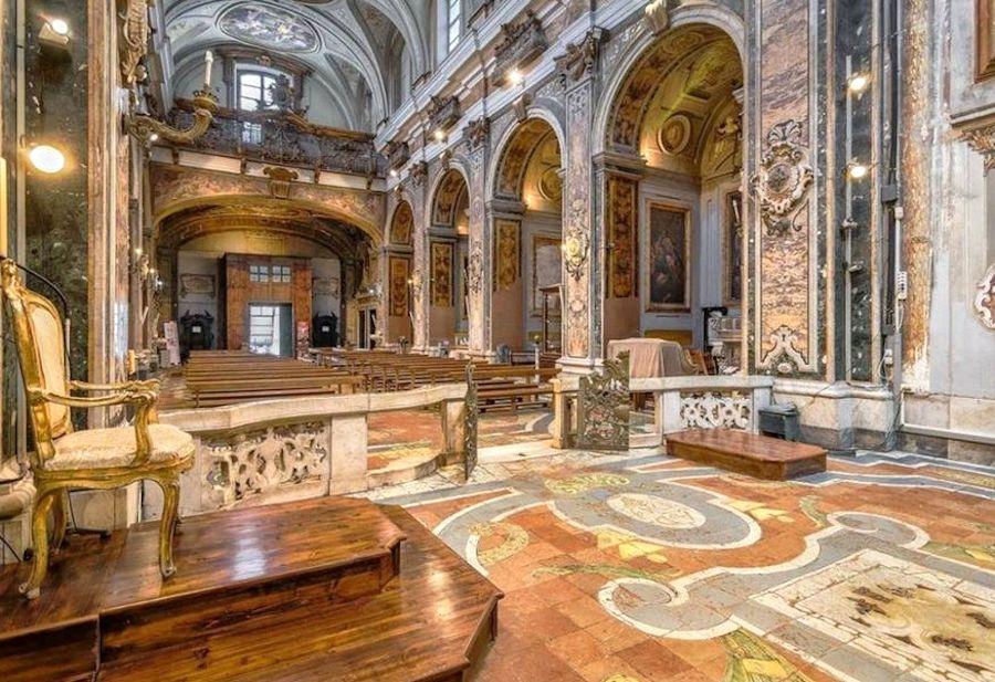 Chiesa Santi Filippo e Giacomo - Arte della Seta