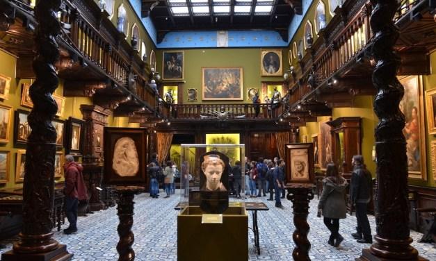 Museo civico Gaetano Filangieri a via Duomo Napoli