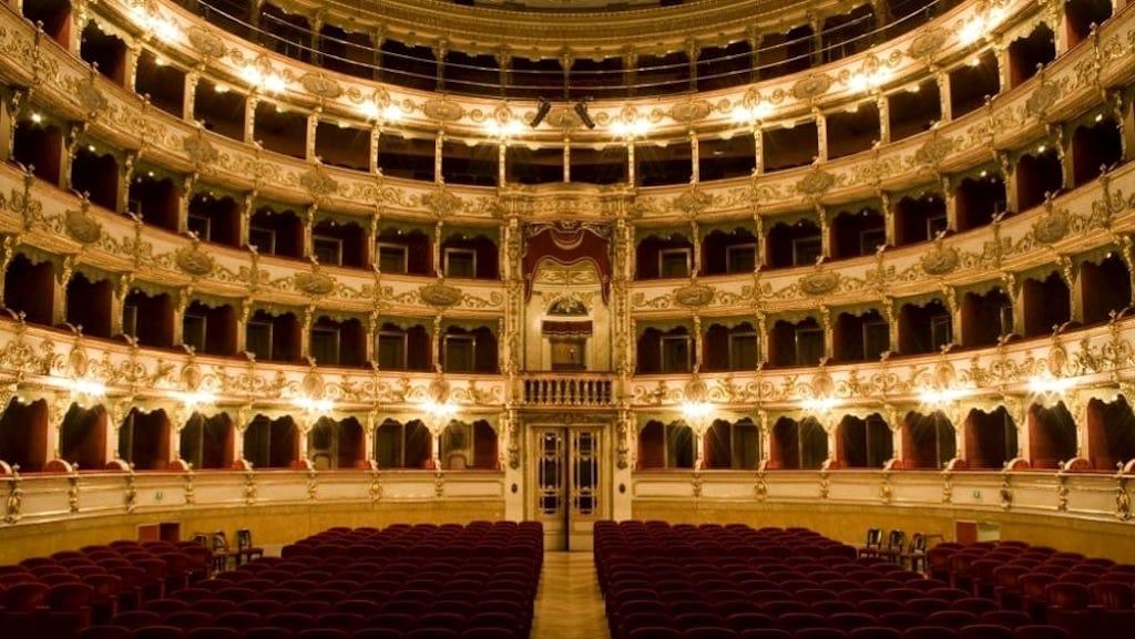 Concerto di Natale al Teatro San Carlo di Napoli (2018)