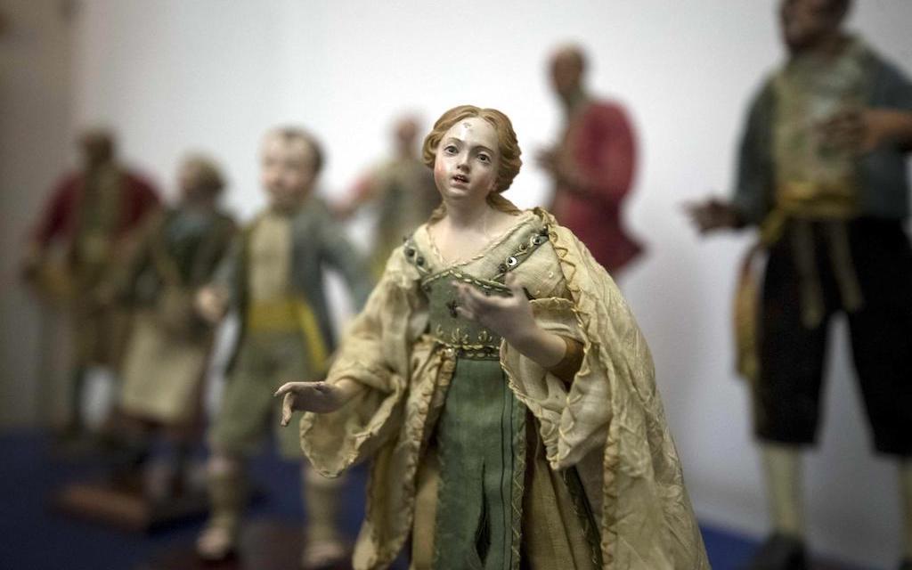 I pastori ritrovati, in mostra a San Domenico Maggiore