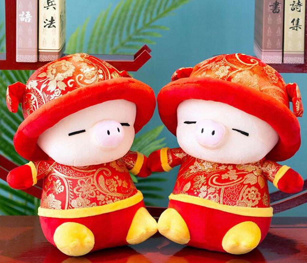 Capodanno Cinese Maiale