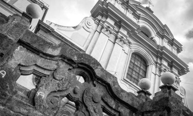 Chiesa dei Santi Severino e Sossio e la maledizione della Contessa di Saponara