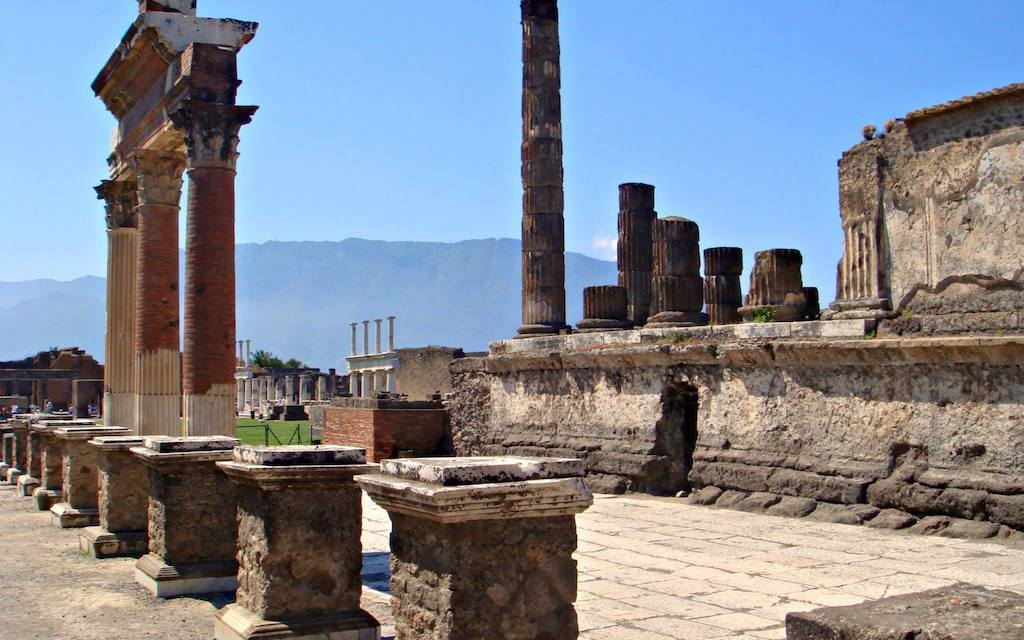 Anniversario dell'eruzione del Vesuvio, Ingresso gratuito agli Scavi di Pompei