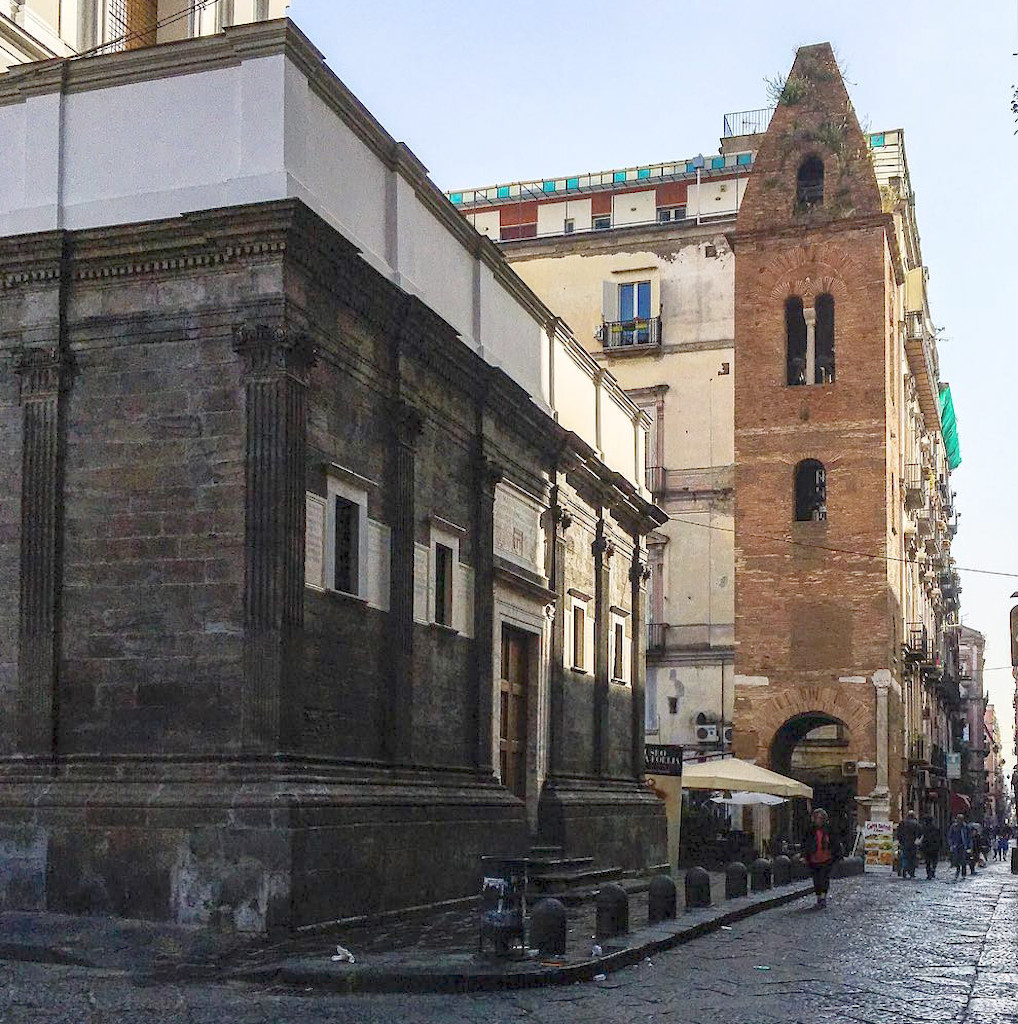 Chiesa della Pietrasanta Napoli