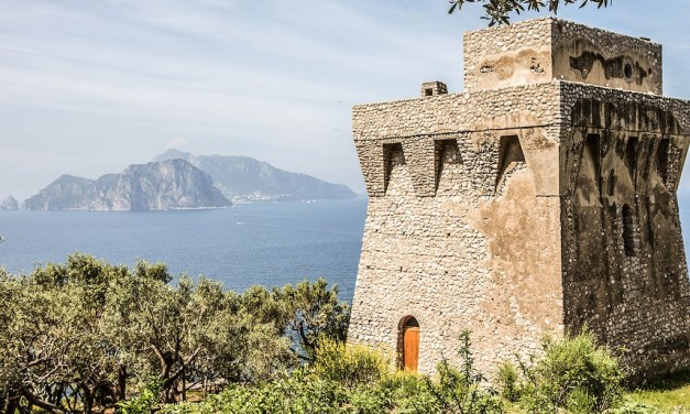 Torri di Avvistamento dei Saraceni in Campania