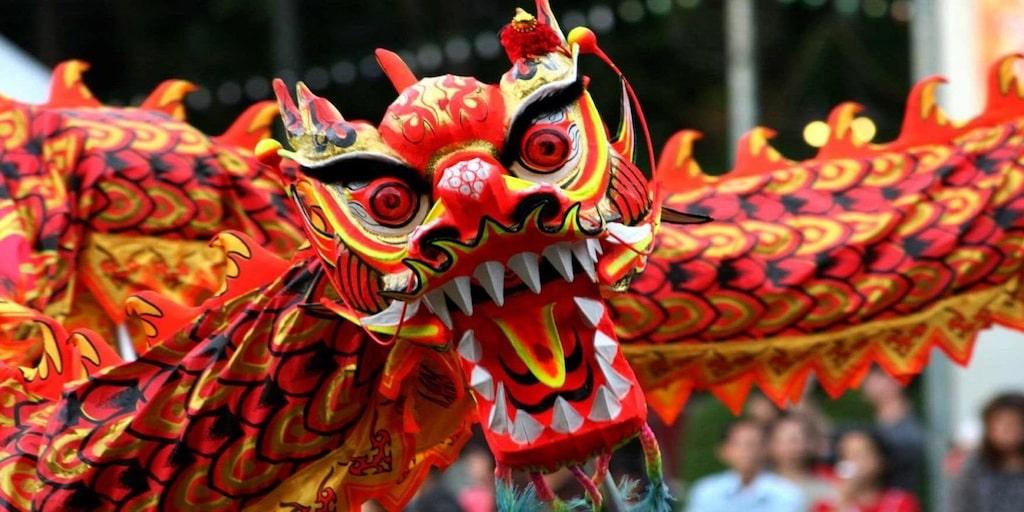 Napoli festeggia il Capodanno Cinese 2019, l'anno del Maiale