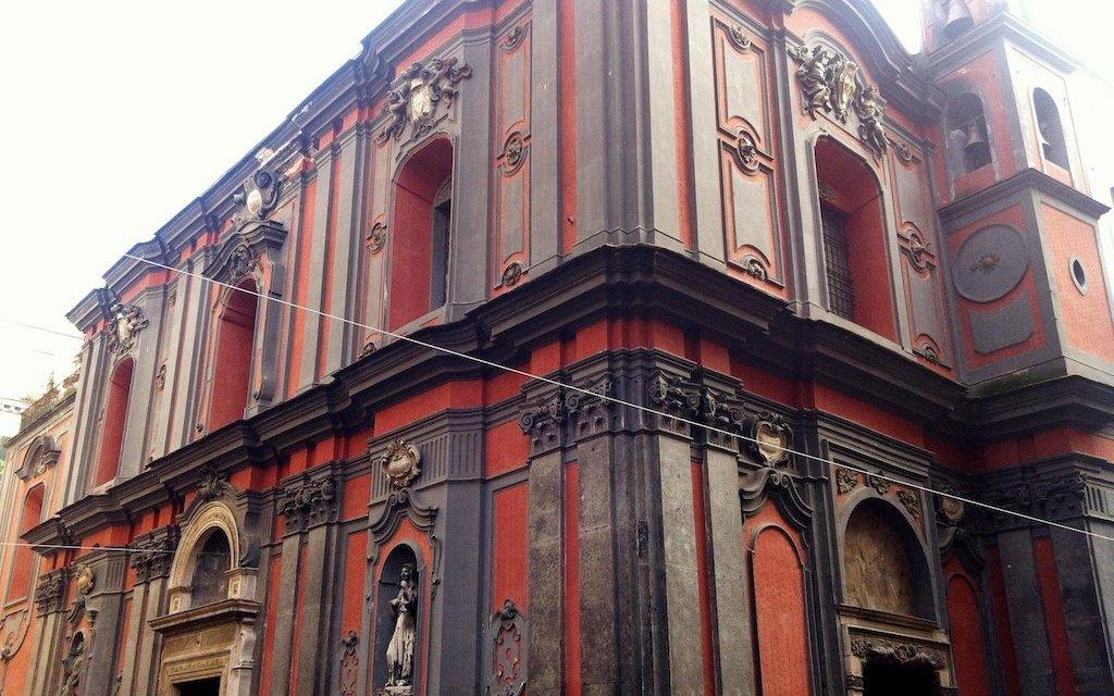 Sant'Angelo a Nilo, la chiesa di Donatello a Napoli