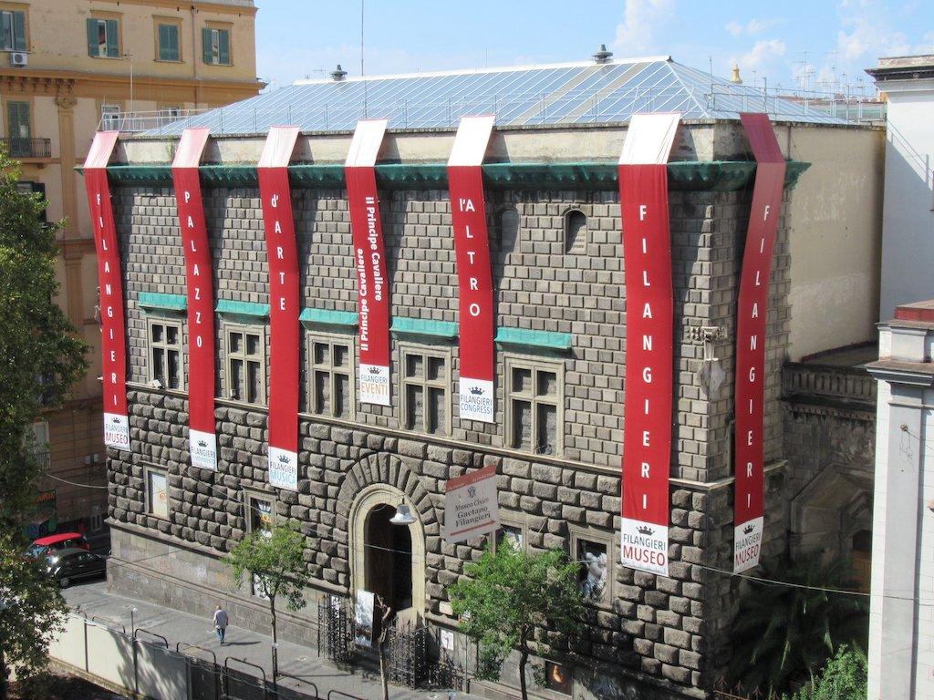 Museo civico Filangeri Napoli
