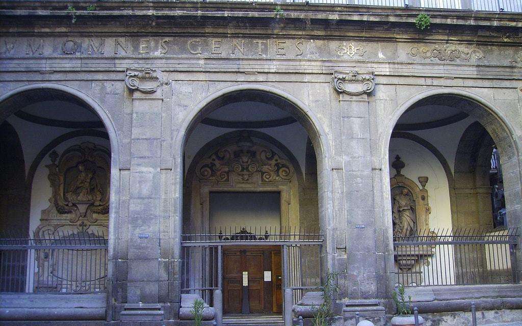 Pio Monte della Misericordia a Napoli