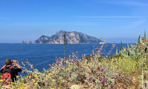 Punta della Campanella, uno dei luoghi più suggestivi della Campania