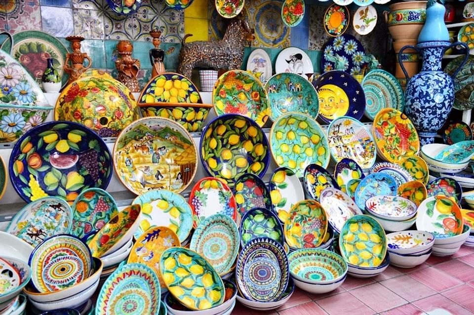 Ceramiche di Vietri sul mare