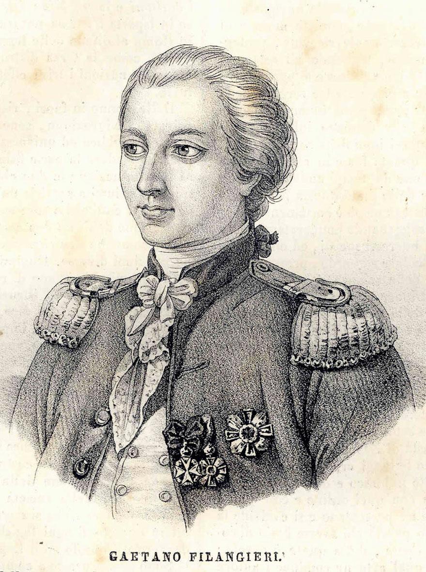 Gaetano Filangieri, Maggio dei Monumenti